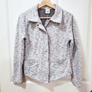 Cabi Gray Neo Moto Zip Jacket Style #5102